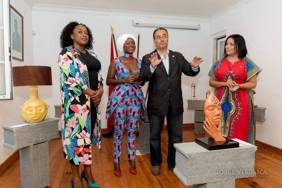 A Casa de Angola, uma marca que tem muito para crescer, projetada para ajudar