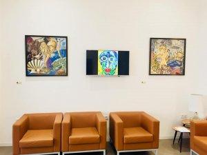 Nimba Art Gallery- Distorções de Nuno Confraria