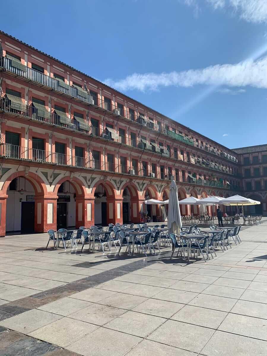 Córdoba - Plaza de la Corredera