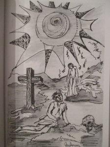 Ilustração Lendas e contos