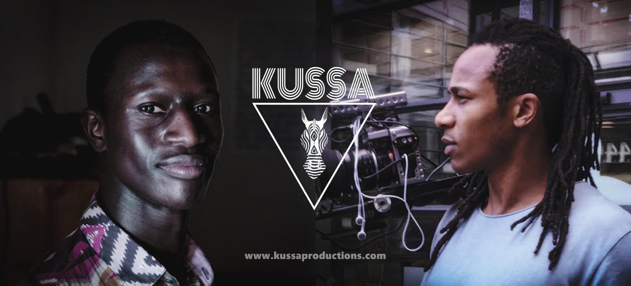 Welket Bungué e Welsau Bungué co-fundadores KUSSA Productions (2017)