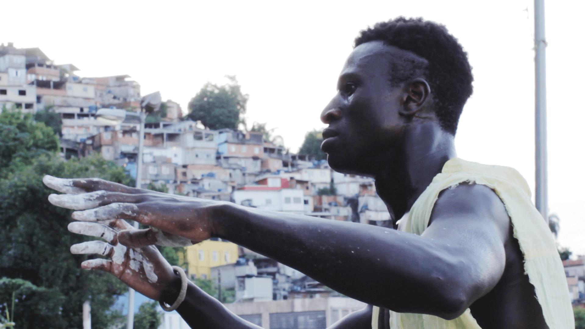 Welket Bungué em 'Intervenção Jah'. (2019)