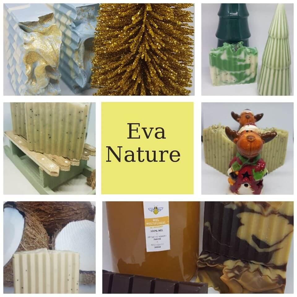 """Sabonetes artesanais """"Eva Nature"""", produzidos por Lurdes Bispo"""