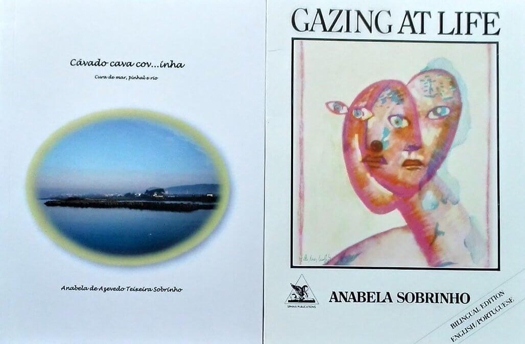 As 2 publicações de poesia de Anabela Sobrinho