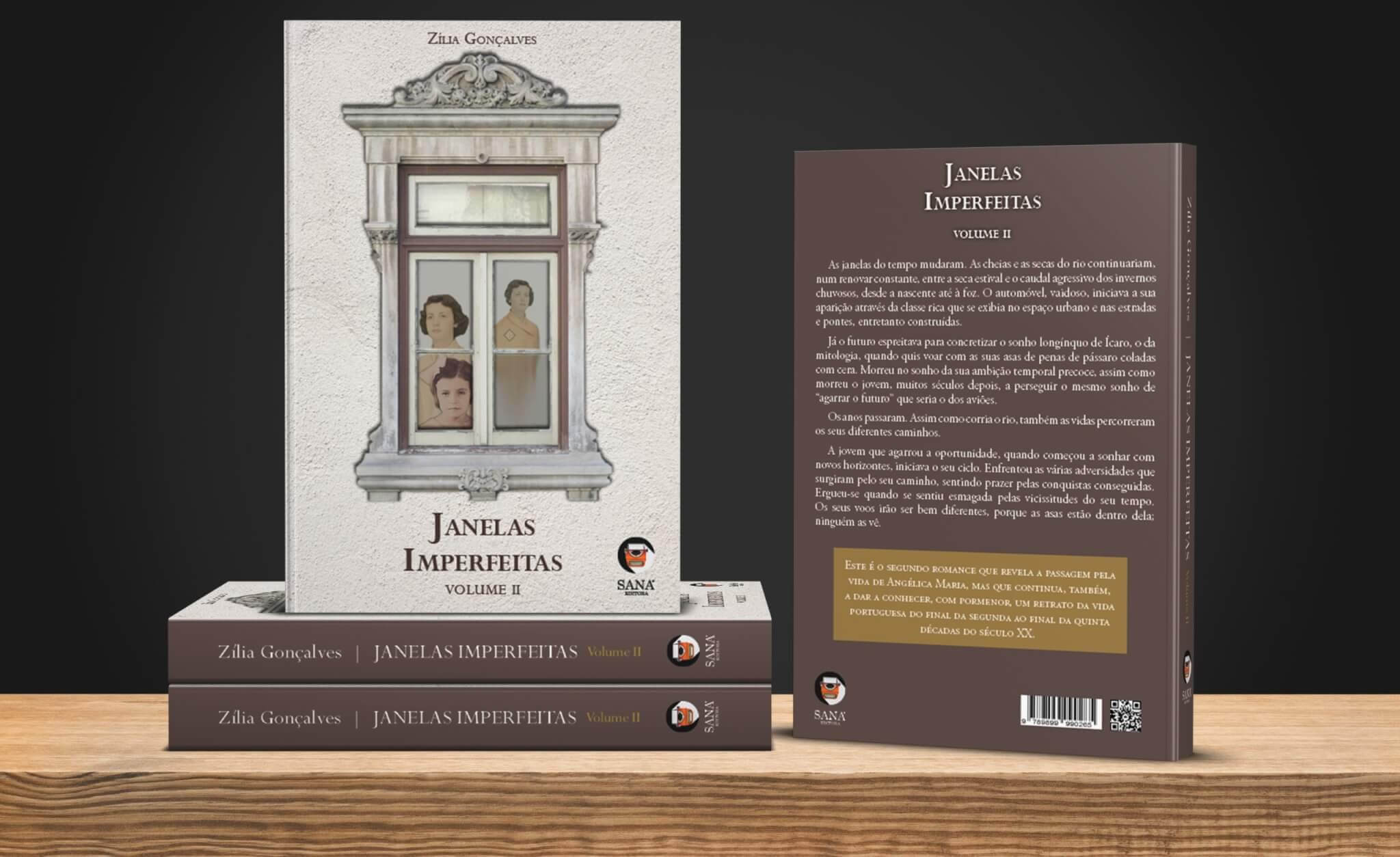 Janelas Imperfeitas de Zília Gonçalves