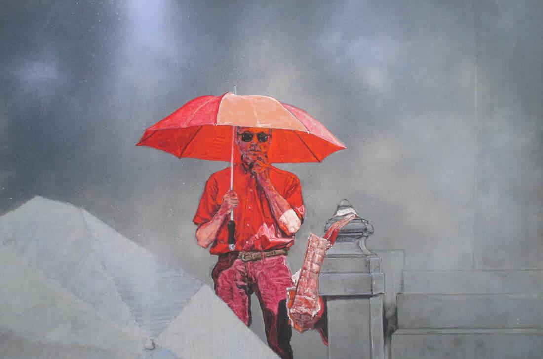 Obra do artista Duarte Burnay