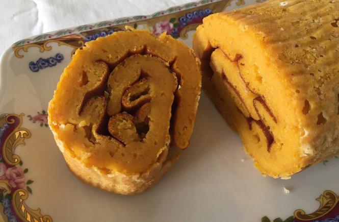 Torta de cenoura uma receita Hucilluc