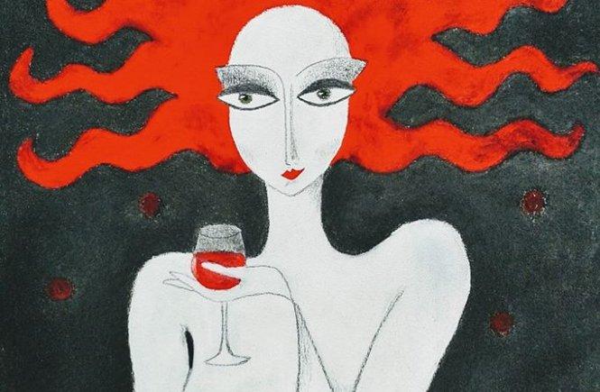 Vinho Obra de Cláudia Ferro