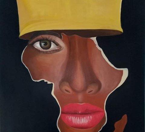 África - Obra de Marcia Dias