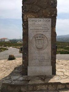 Padrão no Cabo da Roca