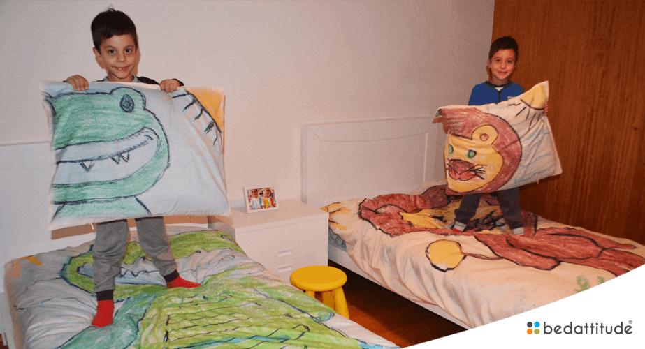 Sílvia Correia o projeto Bedattitude