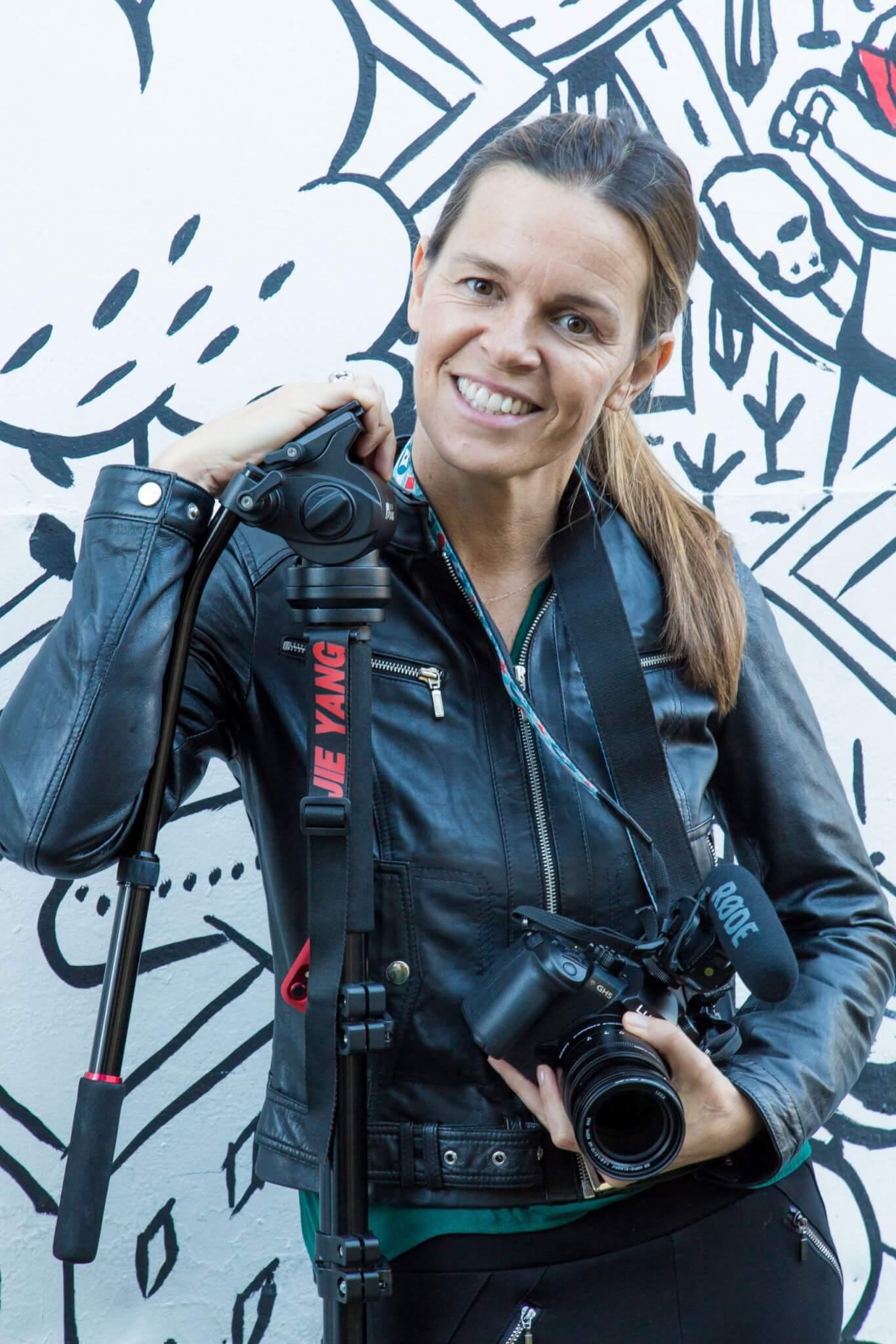 Carolina Monteverde uma contadora de histórias