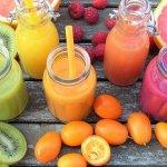 Os smoothies feitos com amor! (By Pixbay)