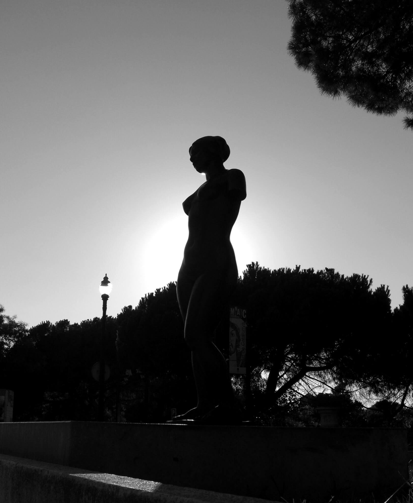 Estátua -Fotografia de Bruno César