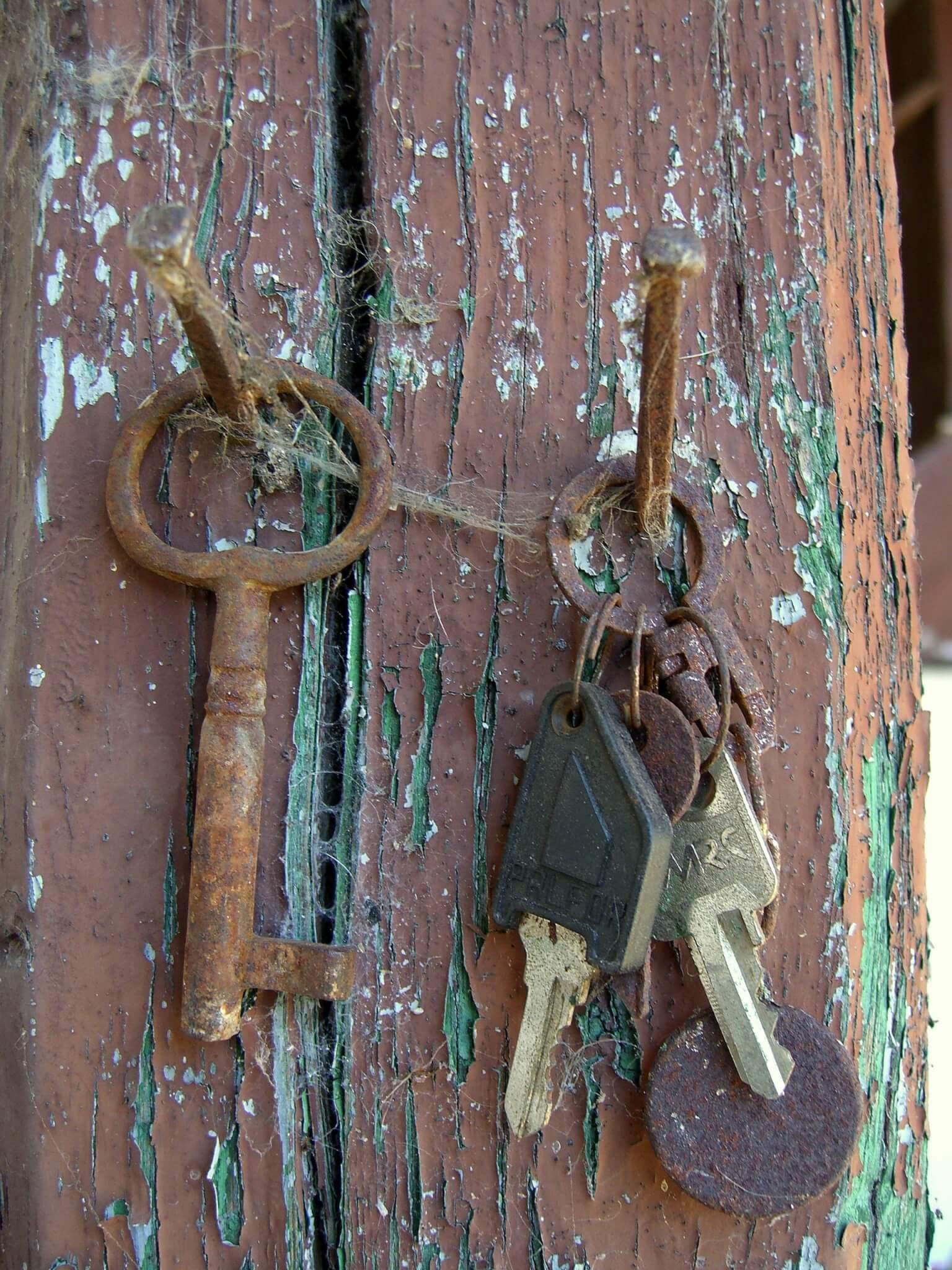 A chave e a porta fotografia de Bruno César