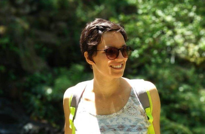 Joana Vieira e o projeto Wholly
