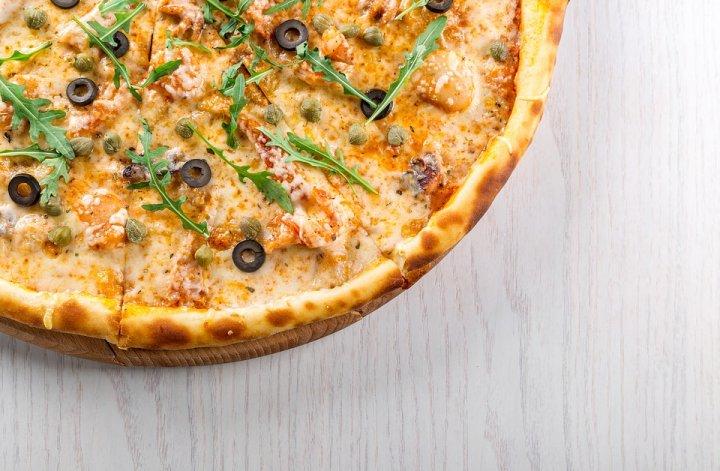 Receita de piza