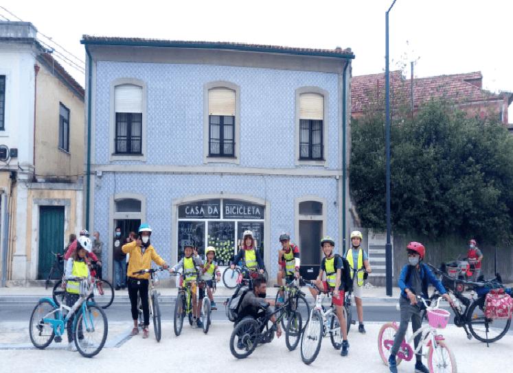 Casa da Bicicleta