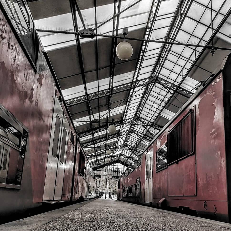 estação comboios