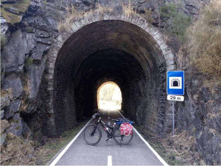 Túnel - Ecopista Vouga