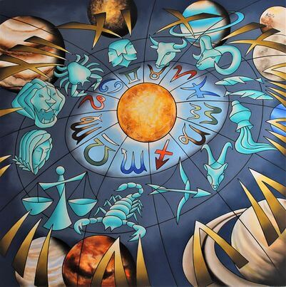 O Zodíaco Obra de Nuno Confraria